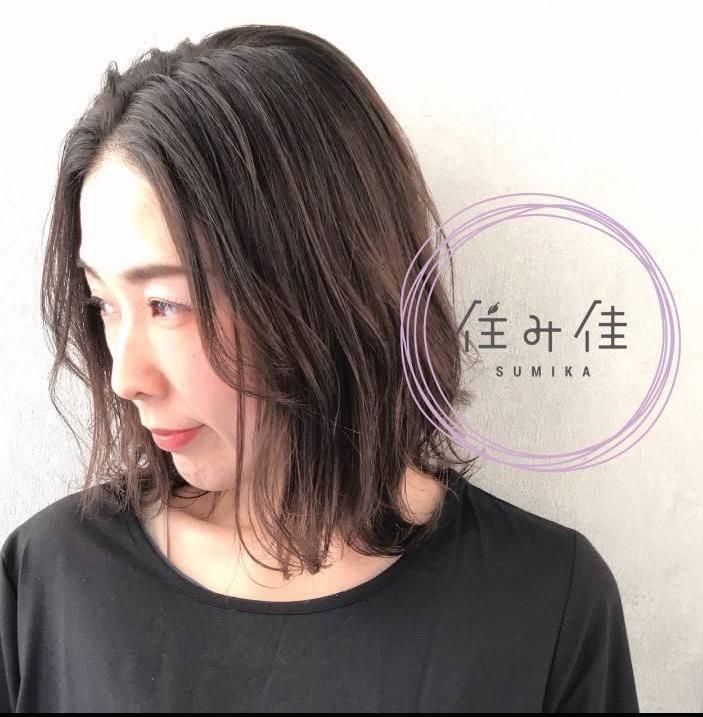 住み佳 山本 由佳理ロゴ