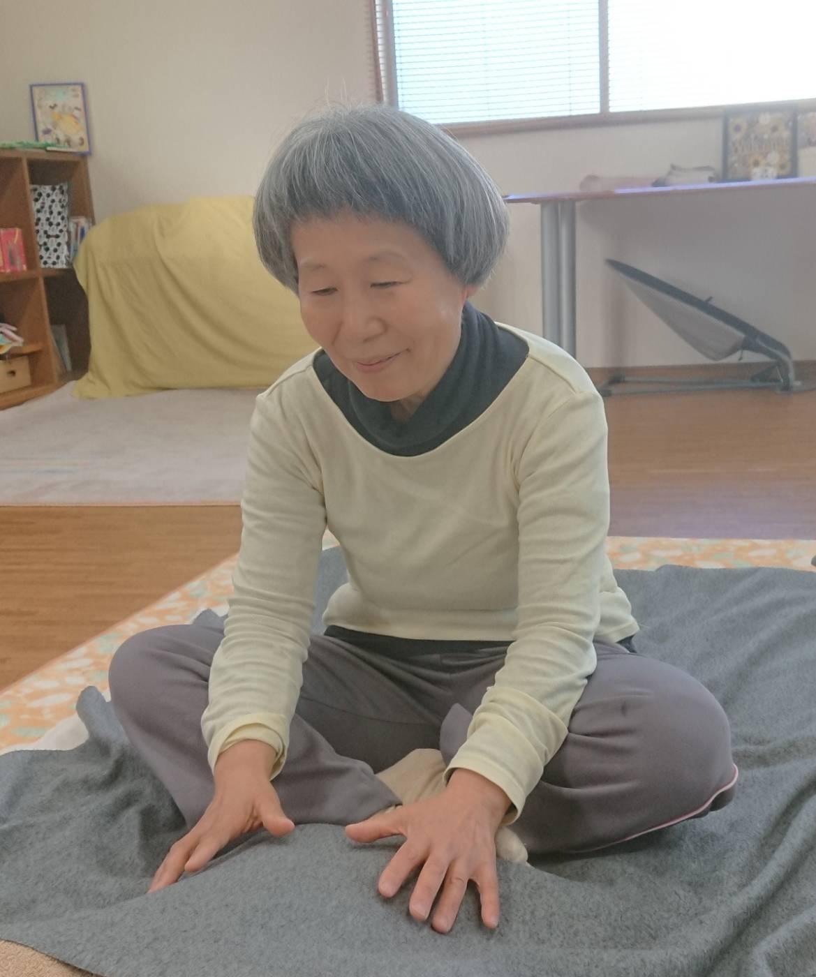 外気もみほぐし療法 吉田千秋ロゴ