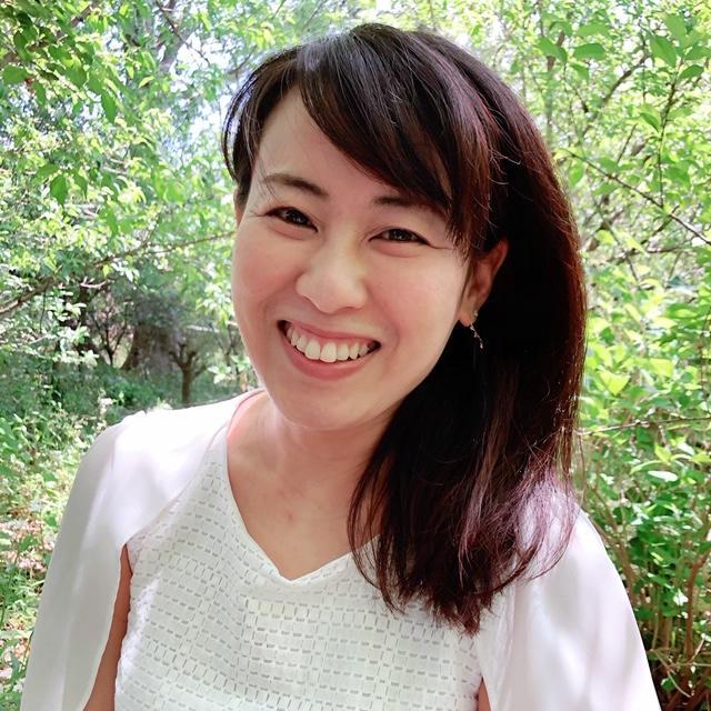 カウンセラー・アートセラピスト 石原麻由美ロゴ